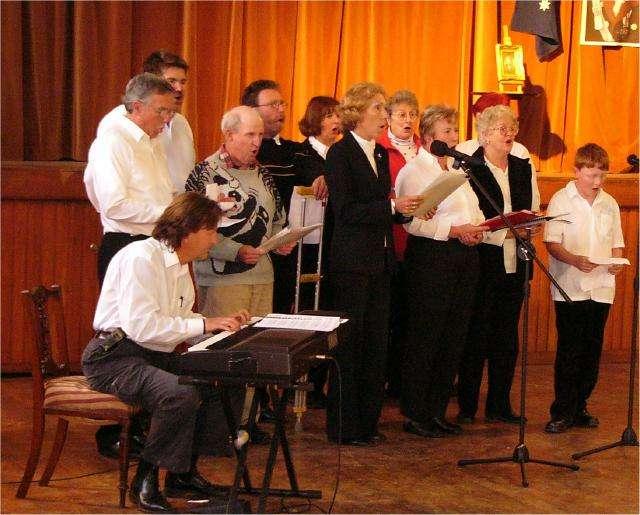 The Snowy Choir